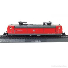 Trenes Escala: 181.2 DB BO-BO LUXEMBOURG ESCALA N 1:160 FERROCARRIL LOCOMOTORA. Lote 194303296