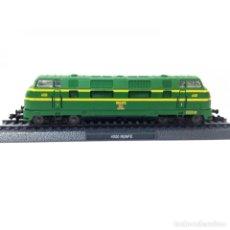 Trenes Escala: 4000 RENFE ESCALA N 1:160 FERROCARRIL LOCOMOTORA. Lote 194303305