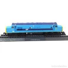 Trenes Escala: L 21/34 GIF CO-CO ESCALA N 1:160 FERROCARRIL LOCOMOTORA. Lote 194303306