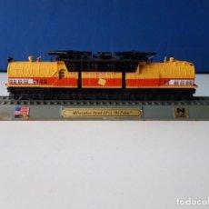 Trenes Escala: LOCOMOTORA MILWAUKEE ROAD EP-2 BI-POLAR ESCALA N 1:160. Lote 194572346