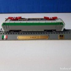 Trenes Escala: LOCOMOTORA EB 402 B ITALIA ESCALA N 1:160. Lote 194572986