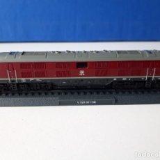 Trenes Escala: LOCOMOTORA V320 001 DB ESCALA N 1:160. Lote 194573225