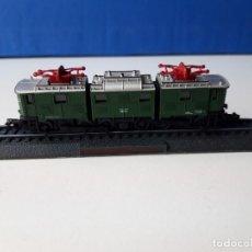 Trenes Escala: LOCOMOTORA E9103 ESCALA N 1:160. Lote 194573425