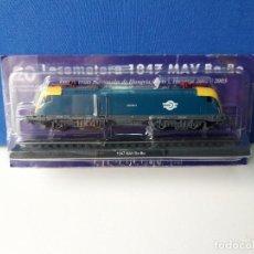 Trenes Escala: LOCOMOTORA 1047 MAV BO-BO ESCALA N 1:160. Lote 194573621