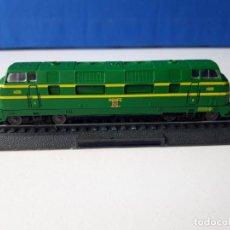 Trenes Escala: LOCOMOTORA RENFE 340-020-3 ESCALA N 1:160. Lote 194573897