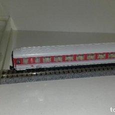 Trenes Escala: MINITRIX N PASAJEROS 13197 L44-293 (CON COMPRA DE 5 LOTES O MAS ENVÍO GRATIS). Lote 194610480