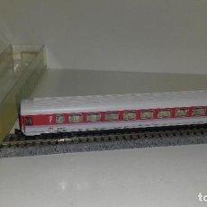 Trenes Escala: MINITRIX N PASAJEROS 13197 L44-294 (CON COMPRA DE 5 LOTES O MAS ENVÍO GRATIS). Lote 194610562