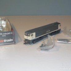 Trenes Escala: LOCOMOTORA 333.3 RENFE MERCANCÍAS - . Lote 194754245