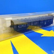 Trenes Escala: VAGON PASAJEROS ESCALA N FLEISCHMANN MODELO 8120 VAGÓN NUEVO. Lote 194867623