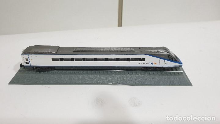 EDICIONES DEL PRADO RENFE ETR 490 ALARIS TRENES METAL ESCALA 1:160 (Juguetes - Trenes Escala N - Otros Trenes Escala N)