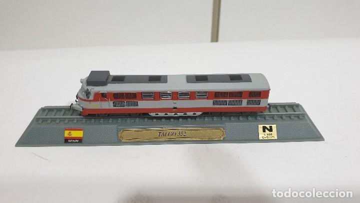 EDICIONES DEL PRADO RENFE TALGO 352 TRENES METAL ESCALA 1:160 (Juguetes - Trenes Escala N - Otros Trenes Escala N)