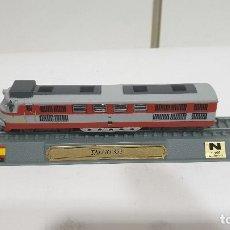 Trenes Escala: EDICIONES DEL PRADO RENFE TALGO 352 TRENES METAL ESCALA 1:160. Lote 194892195