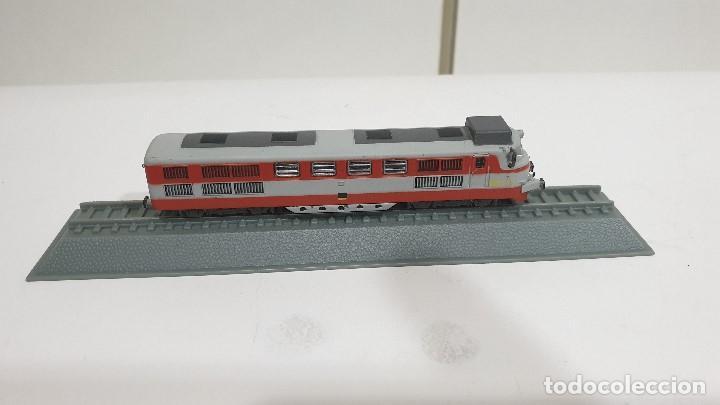 Trenes Escala: EDICIONES DEL PRADO RENFE TALGO 352 TRENES METAL ESCALA 1:160 - Foto 2 - 194892195