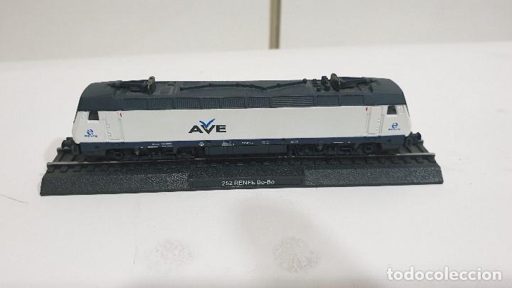 Trenes Escala: RENFE BO-BO TRENES METAL ESCALA 1:160 - Foto 2 - 194892595