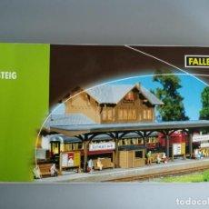 Trenes Escala: ANDEN FALLER, REF: 222124 (ESCALA N). Lote 195005506