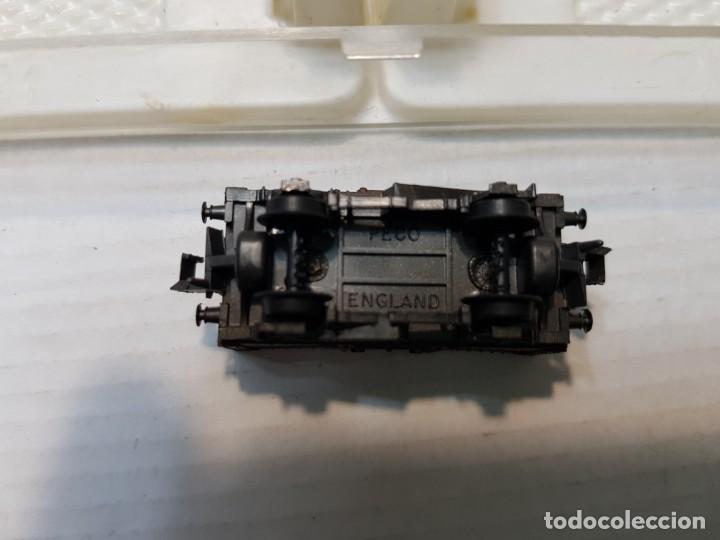 Trenes Escala: Trix Locomotora a Vapor Western Germany escala N con Vagon en blister - Foto 5 - 236688570