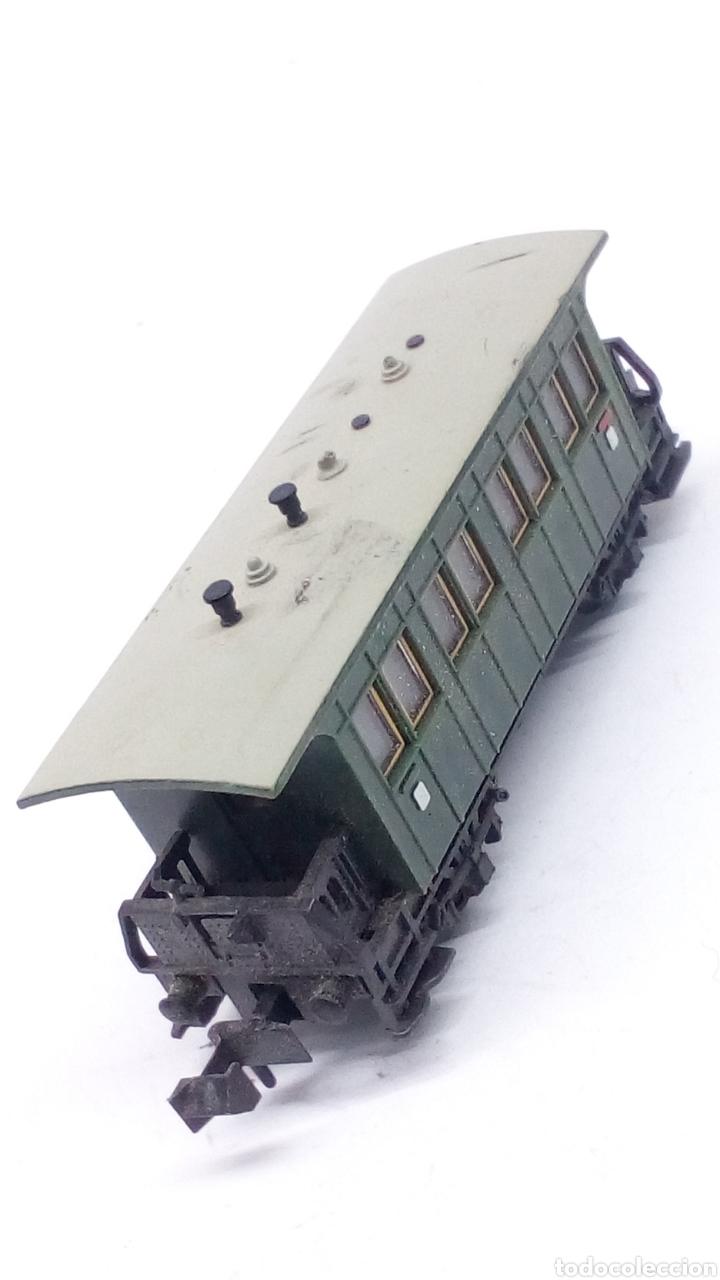 VAGON DE MINITRIX (Juguetes - Trenes Escala N - Otros Trenes Escala N)