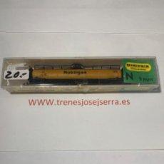 Treni in Scala: MINITRIX VAGON. N. Lote 197461630
