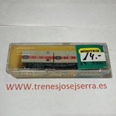 Trenes Escala: MINITRIX VAGON. N.. Lote 197483978