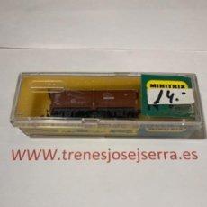 Trenes Escala: MINITRIX VAGON. N.. Lote 197484223