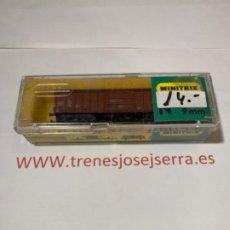Trenes Escala: MINITRIX VAGON. N.. Lote 197484265