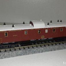 Trains Échelle: MINITRIX N EQUIPAJES WAGONS LITS CON LUZ L45-45 (CON COMPRA DE 5 LOTES O MAS ENVÍO GRATIS). Lote 199143681