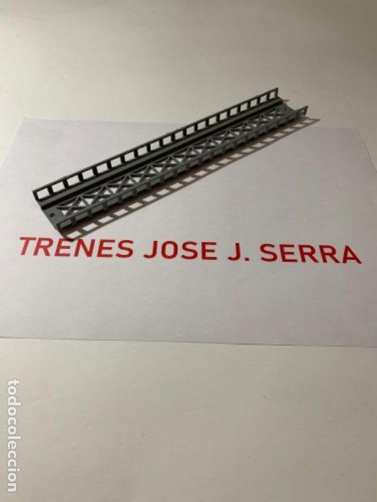 Trenes Escala: PERMA. N. TRAMO ELEVADO RECTO 24 CM NUEVO - Foto 2 - 240570540