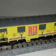 Trenes Escala: MINITRIX N CERRADO L45-78 (CON COMPRA DE 5 LOTES O MAS ENVÍO GRATIS). Lote 200734900