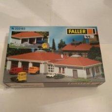Trenes Escala: FALLER. N. REF 222183. TRES EDIFICIOS. Lote 200776227