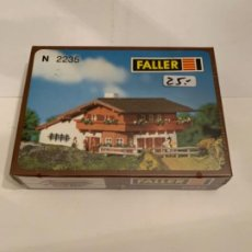 Trenes Escala: FALLER. N. REF 2235 CONSTRUCCION. Lote 200776272