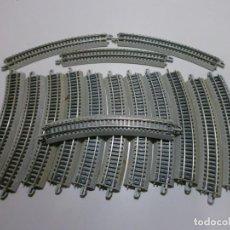 Trains Échelle: LOTE DE VIAS BACHMANN ESC N. Lote 201952352
