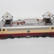 Trenes Escala: LOCOMOTORA ELECTRICA DB TRIX MINITRIX. Lote 202854786