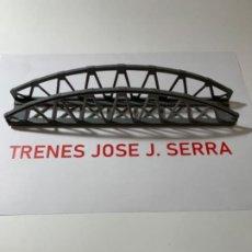 Trenes Escala: PERMA. N. PUENTE DE ARCO 24 CM NUEVO. Lote 286359313
