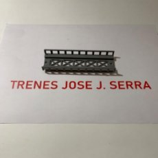Trenes Escala: PERMA. N. TRAMO ELEVADO RECTO 12 CM NUEVO. Lote 203101326