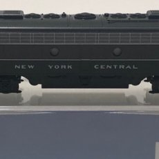 Trenes Escala: KATO LOCOMOTORA NEW YORK CENTRAL 4049 ESCALA N, REFERENCIA 176-253. Lote 204277878