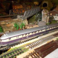 Trenes Escala: AUTOMOTOR KATO (FLYING HAMBURGER) ESCALA N - SIN SEÑALES DE USO. Lote 204433575