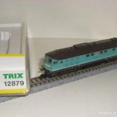 Trenes Escala: MINITRIX N LOCO ELÉCTRICA 12879 LUDMILLA DIGITAL L30-04 (CON COMPRA DE 5 LOTES O MAS ENVÍO GRATIS). Lote 204436338