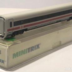 Trenes Escala: MINITRIX VAGÓN DB 2ª REFERENCIA 13394, ESCALA N. Lote 204465468