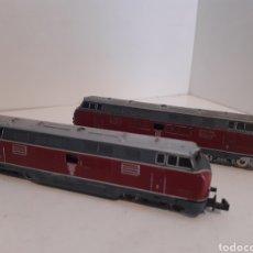 Trenes Escala: LOCOMOTORAS MINITRIX ESCALA N. Lote 204516617