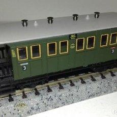 Trenes Escala: MINITRIX N PASAJEROS CLASICO 3º ---L45-126 (CON COMPRA DE 5 LOTES O MAS ENVÍO GRATIS). Lote 205166106