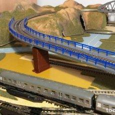Trenes Escala: RAMPA ESCALA N DE VIADUCTOS COMPLETA. Lote 205790095