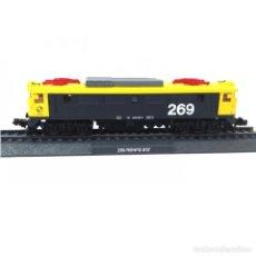 Comboios Escala: 269 RENFE B B ESCALA N 1:160 FERROCARRIL LOCOMOTORA. Lote 206292620