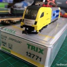Trenes Escala: LOCOMOTORA MINITRIX CON LUCES-NEM 651. Lote 206781927