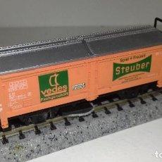 Trenes Escala: MINITRIX N LIMPIAVIAS --- L45-170 (CON COMPRA DE 5 LOTES O MAS, ENVÍO GRATIS). Lote 206921148