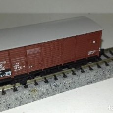 Trenes Escala: MINITRIX N CERRADO --- L45-172 (CON COMPRA DE 5 LOTES O MAS, ENVÍO GRATIS). Lote 206921363