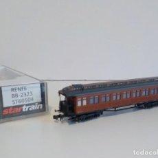 Treni in Scala: VAGON COSTA RENFE STARTRAIN ST60504. Lote 207163870