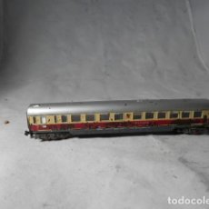 Trenes Escala: VAGÓN RESTAURANTE DE LA DB ESCALA N DE MINITRIX. Lote 207246345