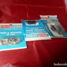 Trains Échelle: LOTE ACCESORIOS DE PECO. Lote 209160450