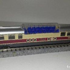 Comboios Escala: MINITRIX N PASAJEROS CON LUZ --- L45-306 (CON COMPRA DE 5 LOTES O MAS, ENVÍO GRATIS). Lote 210949951