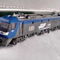 Trenes Escala: KATO N IMPRESIONANTE LOCOMOTORA ELÉCTRICA REF 3034-3 VÁLIDA IBERTREN 2N,ROCO,FLEISCHMANN.NUEVA. Lote 211570951